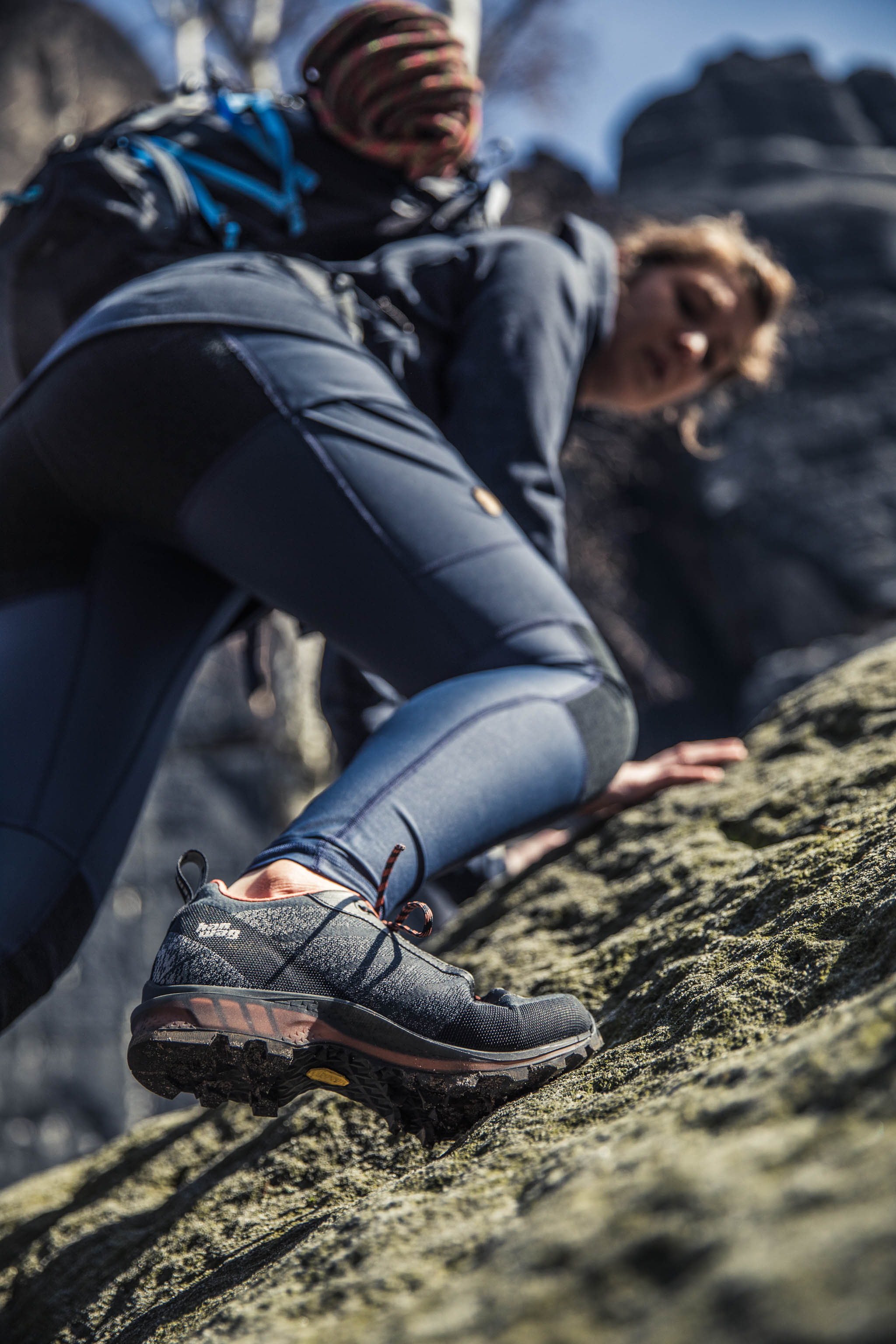 hiking boots how to choose - HANWAG Ferrata light low