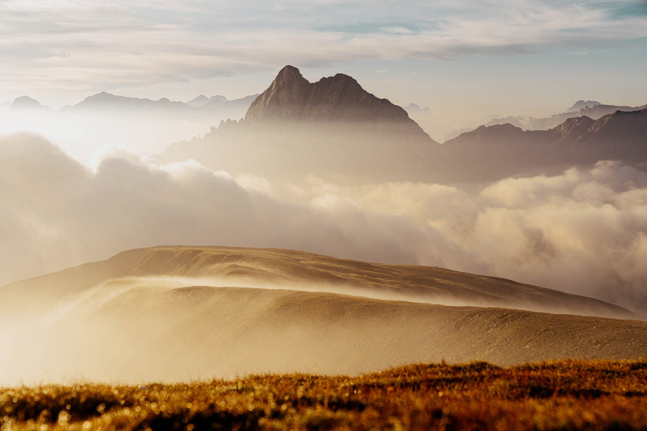 Landscape photography Roman Königshofer German Roamers landscape photographer mountain light