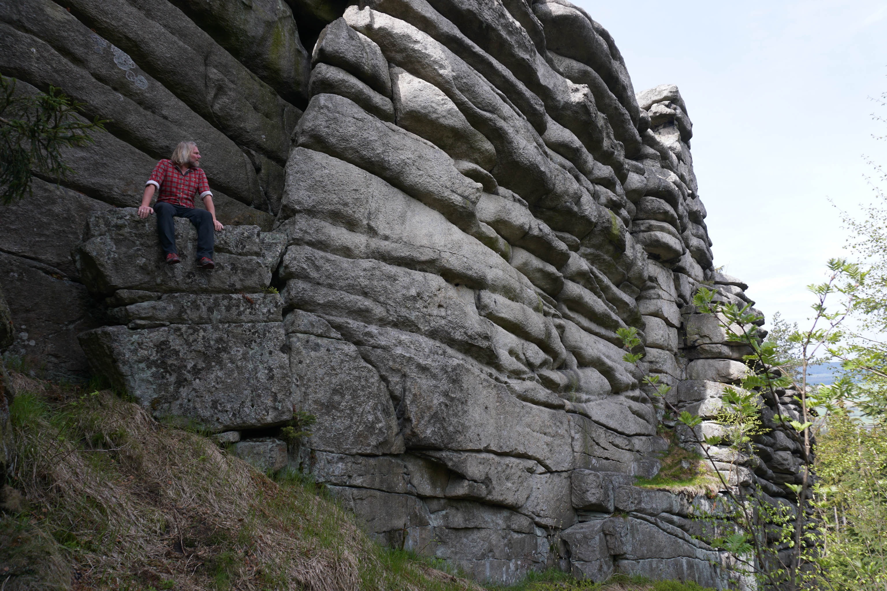Thorsten Hoyer Hiking in Germany micro adventures - Top trails in Germany