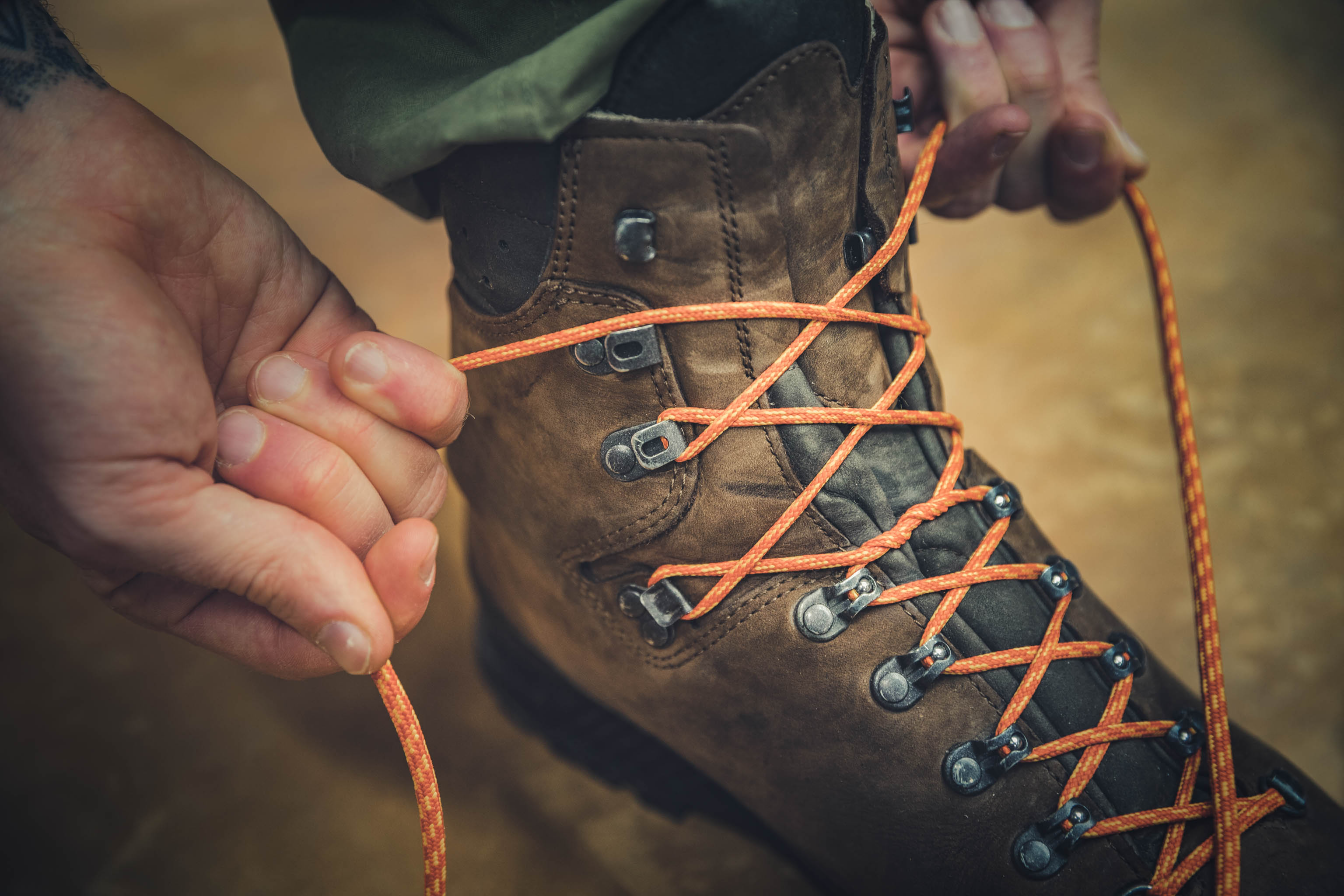 how to lace hiking boot Lace hooks
