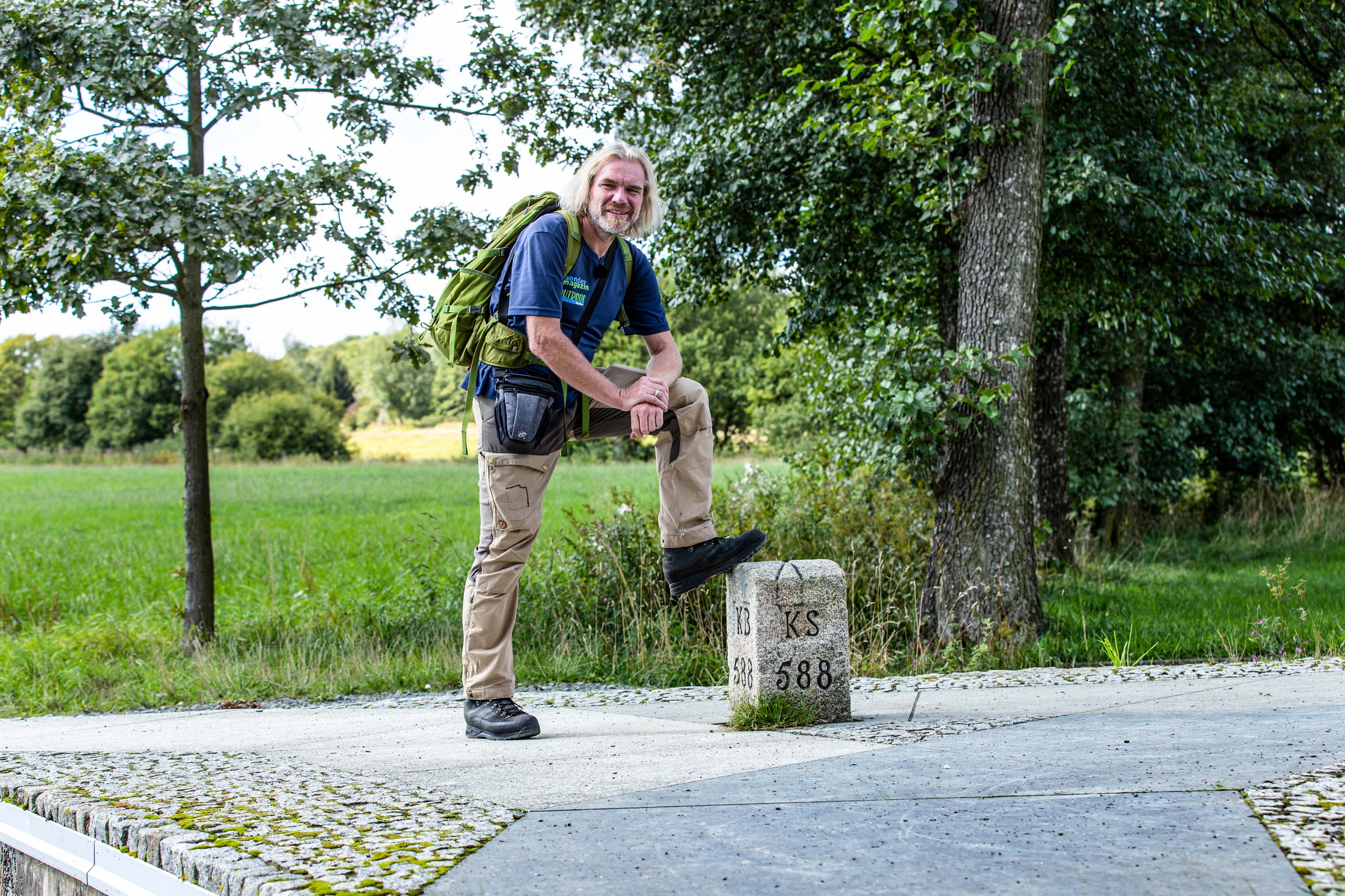Thorsten Hoyer - Long distance hiking - hiking trails Germany - hiking in Germany - top trails in Germany