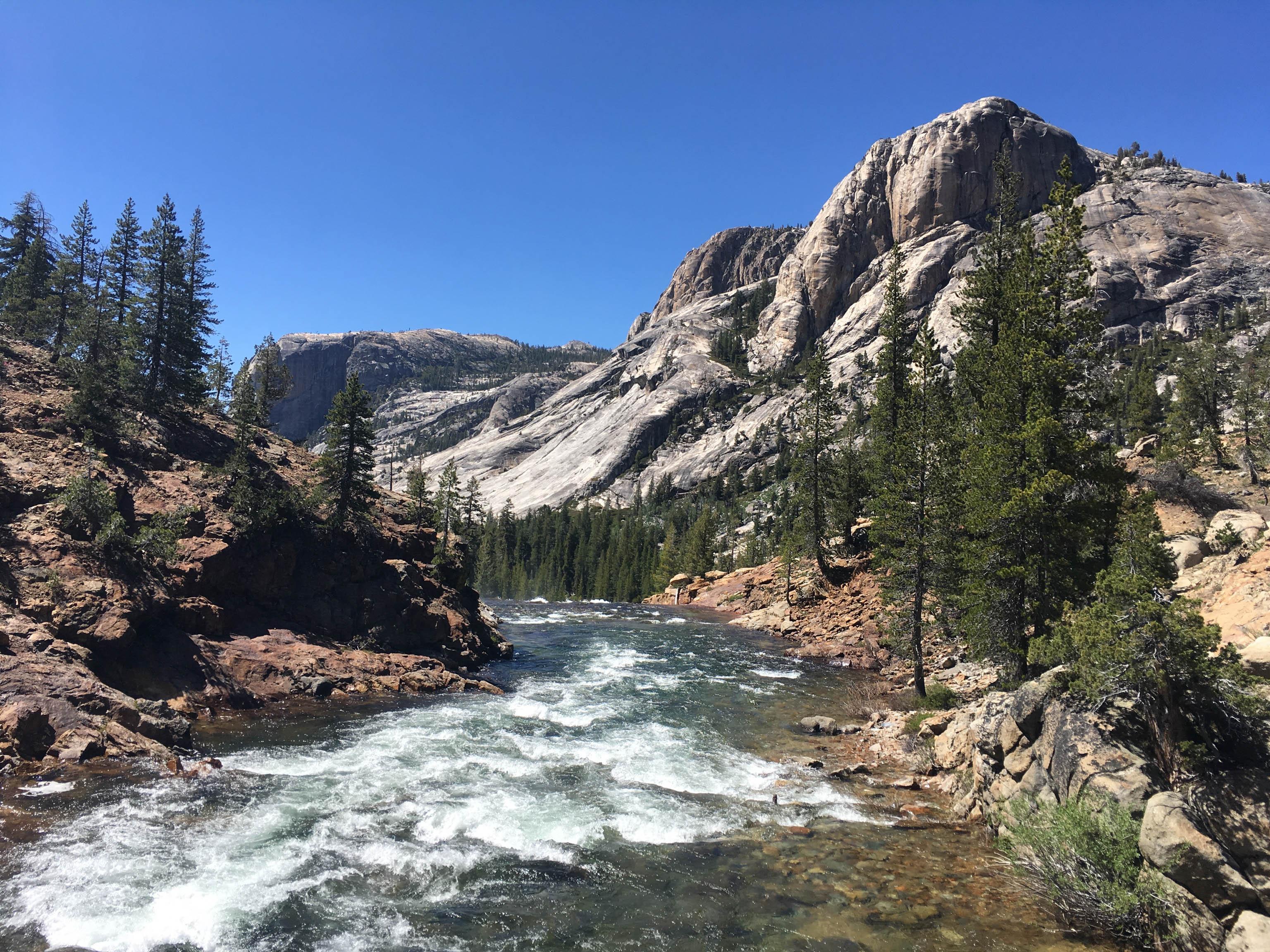Der Tuolumne River