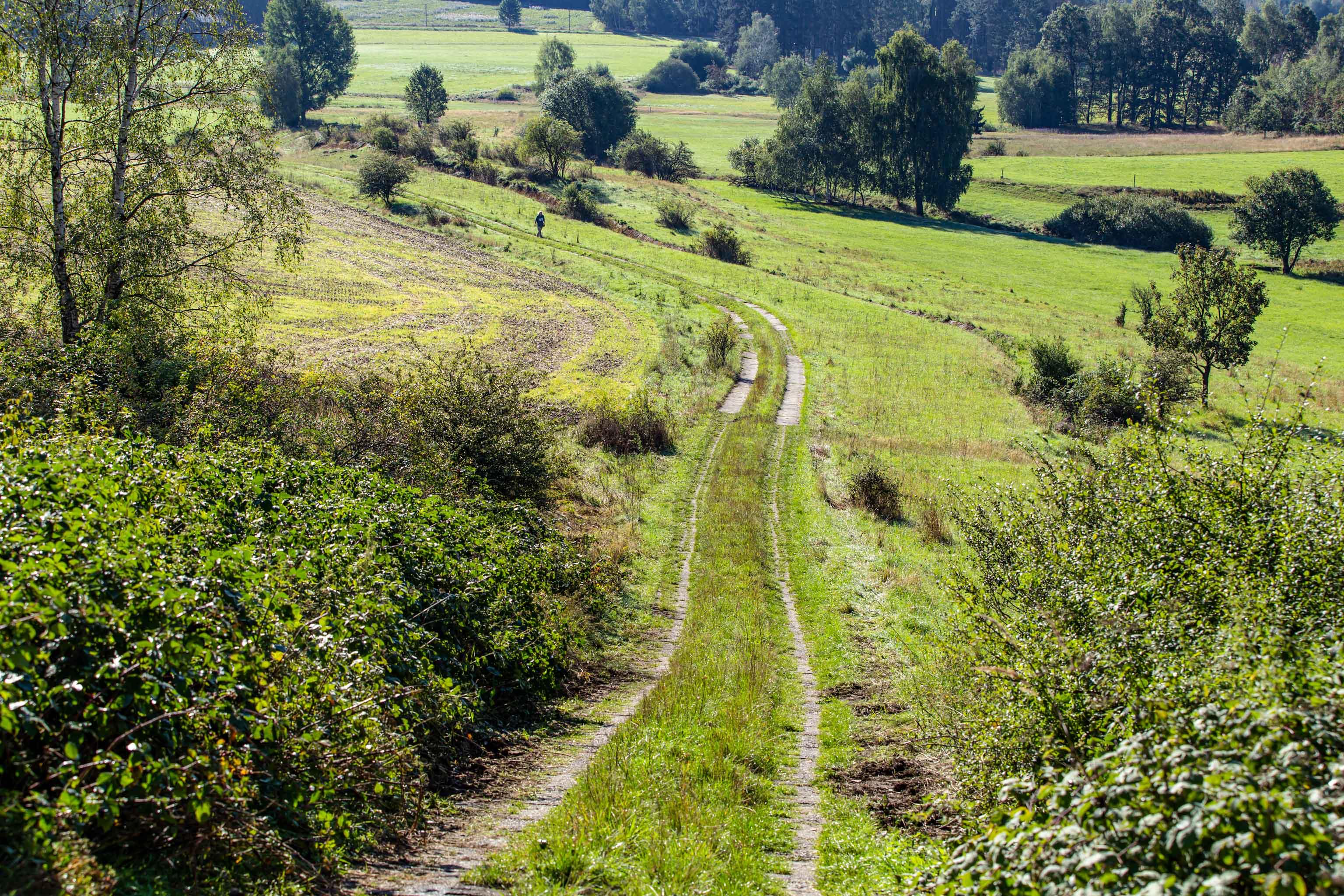 Green Belt, Saxony border - long distance hiking - hiking trails Germany - hiking in Germany - top trails in Germany