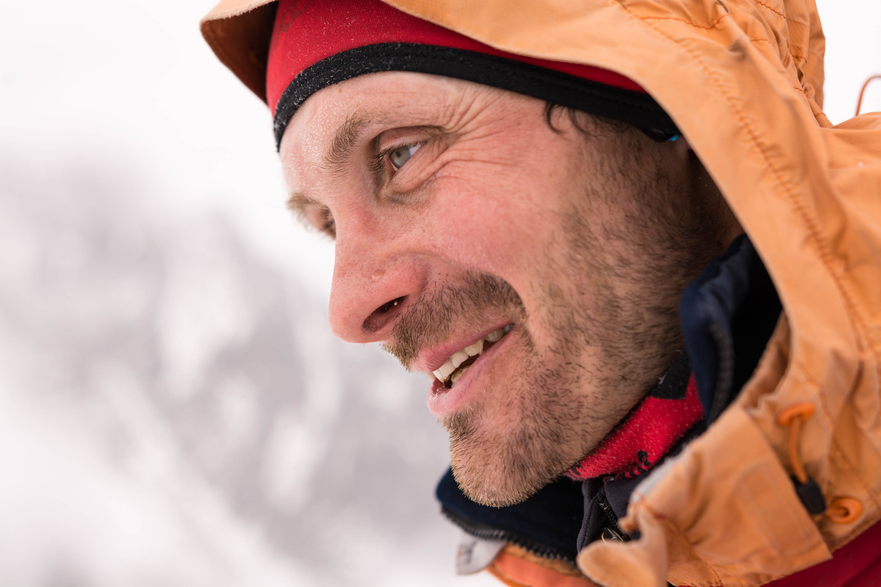 High Tatras hiking Sherpa Portrait Števo Bačkor