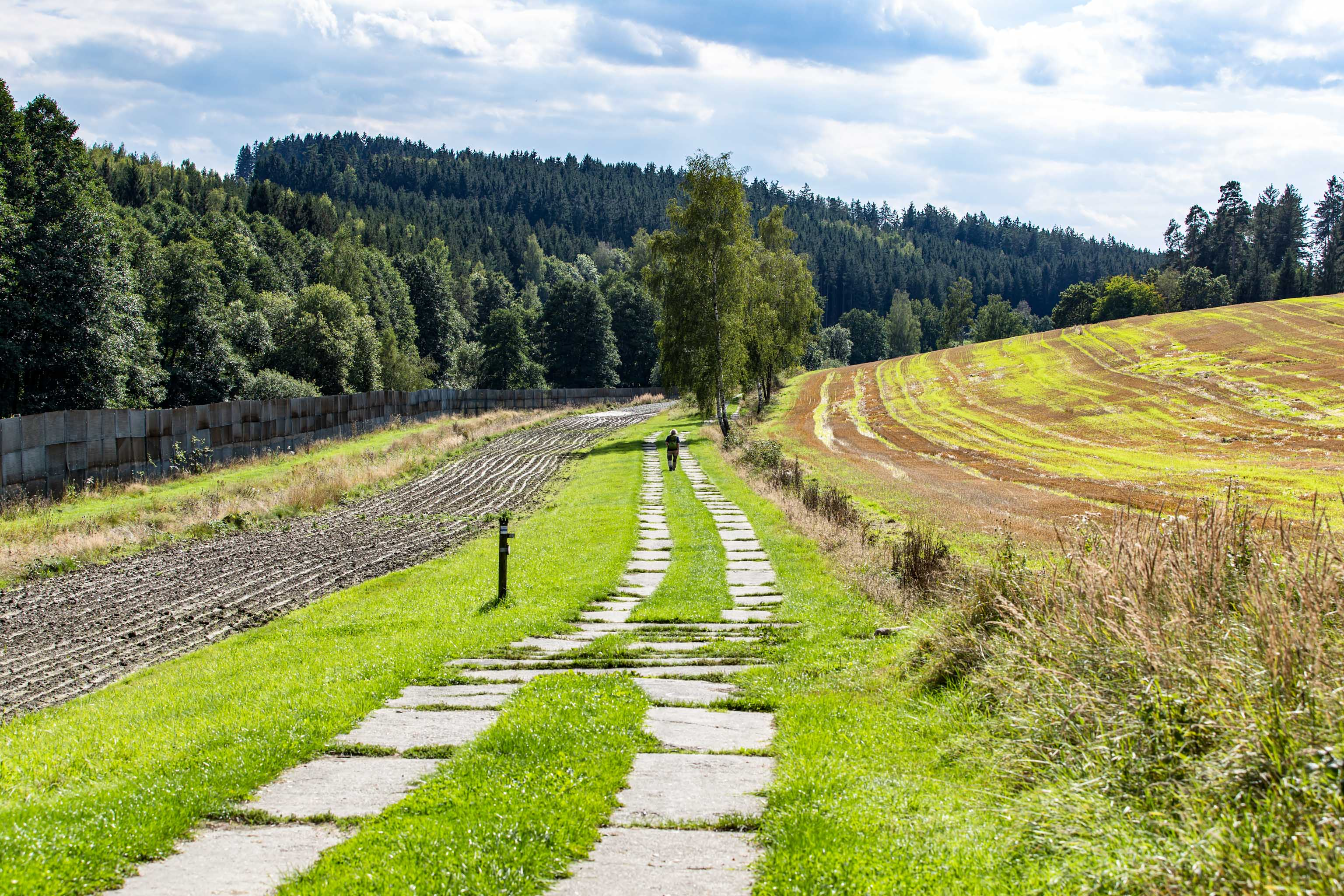 Green Belt Mödlareuth - long distance hiking - hiking trails Germany - hiking in Germany - top trails in Germany - Long distance hiking trails - Long distance trails - best long distance hikes in the world