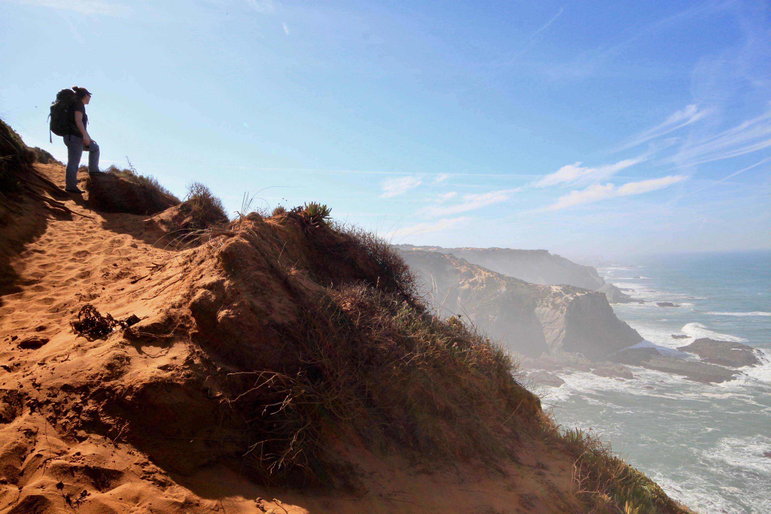 Fishermen's trail, Hiking Algarve