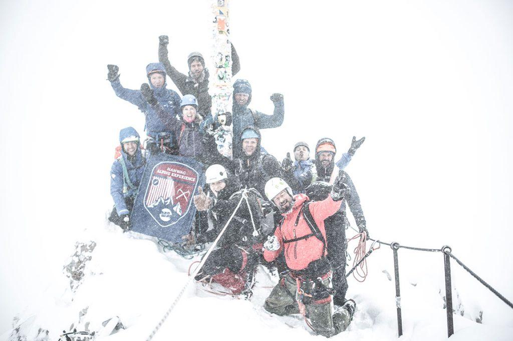 Hanwag Alpine Experience Zugspitze