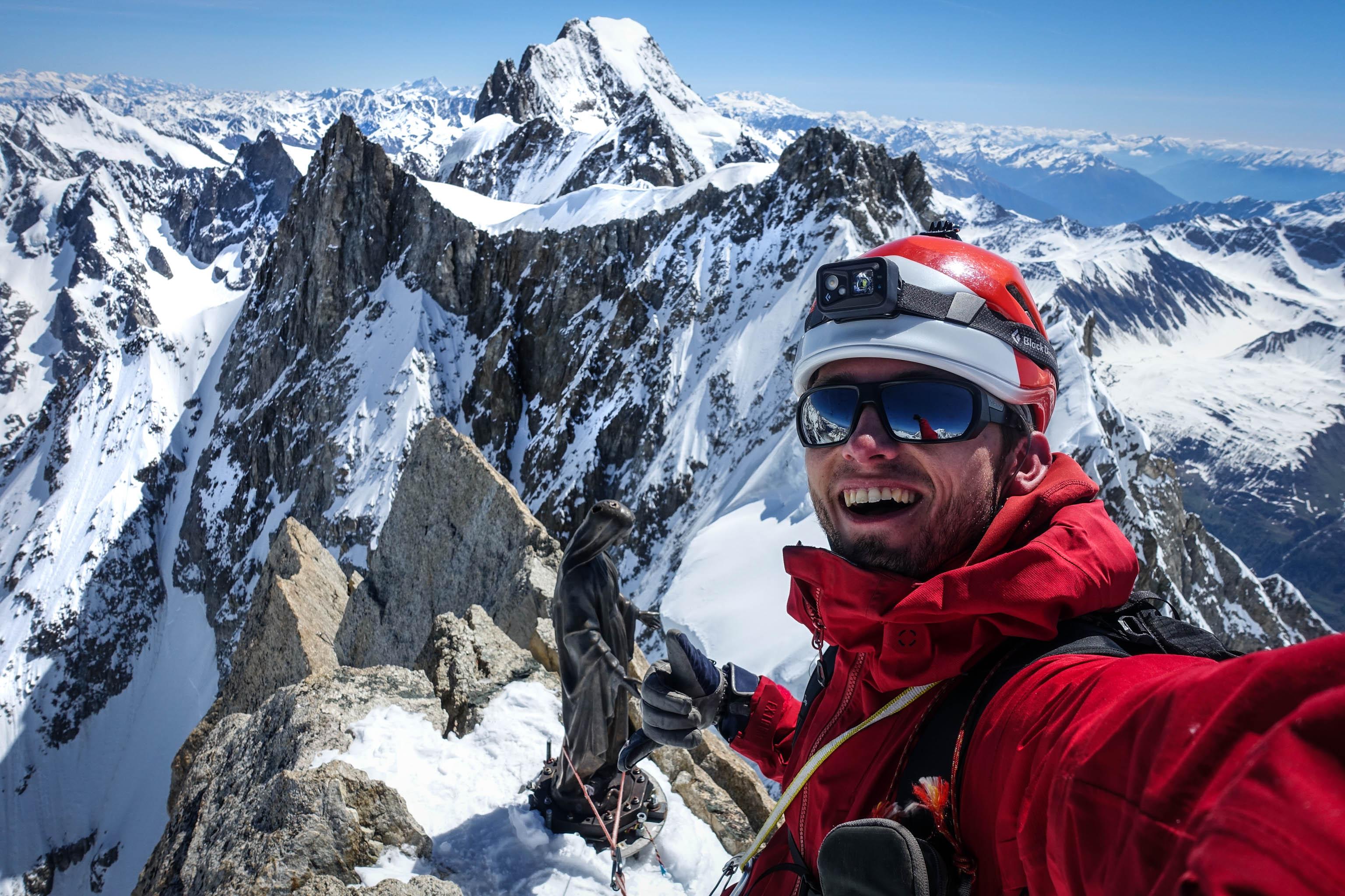 Dutch mountain photographer Jeffrey Witter
