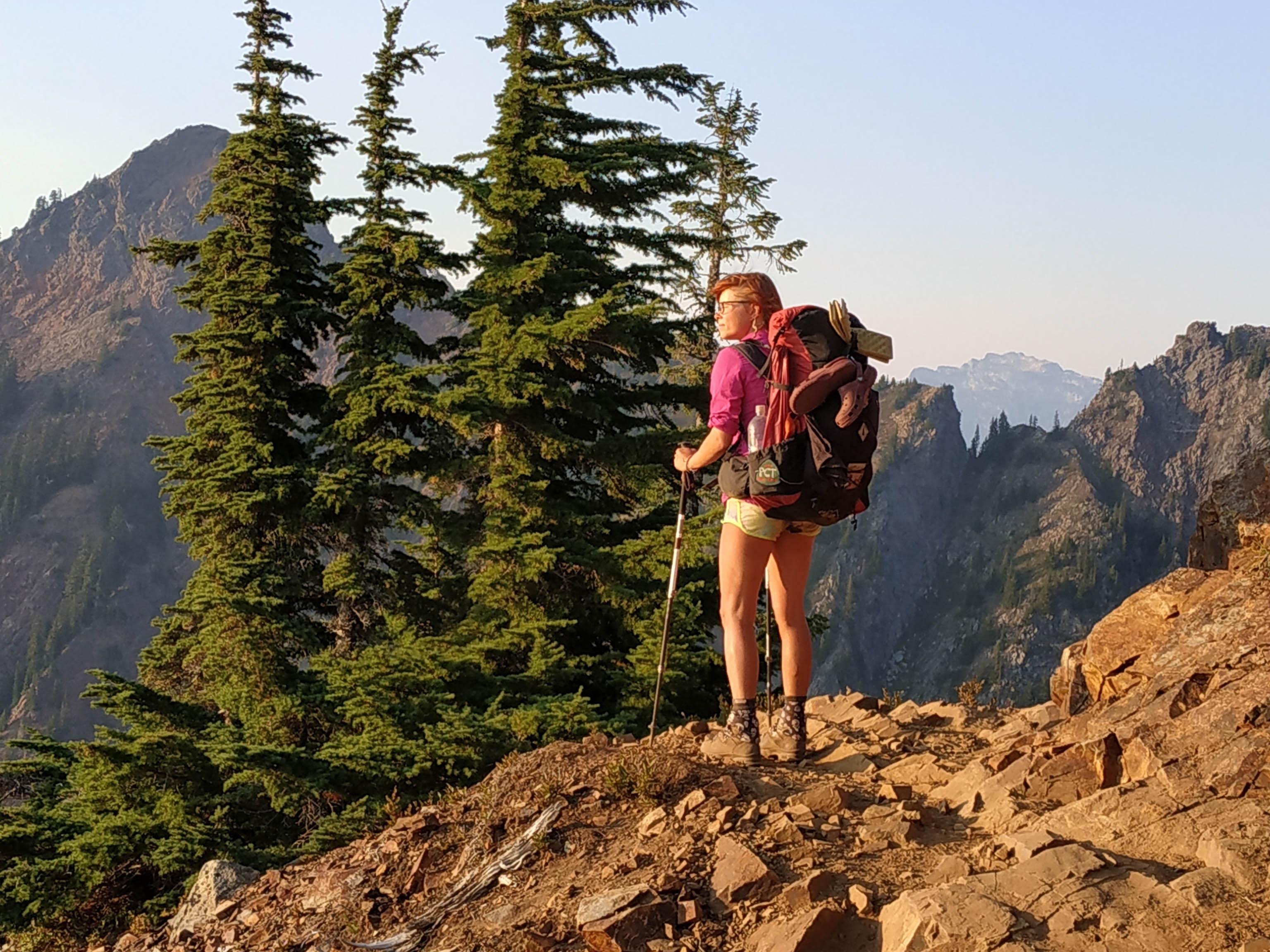 PCT_Cascade Mountains