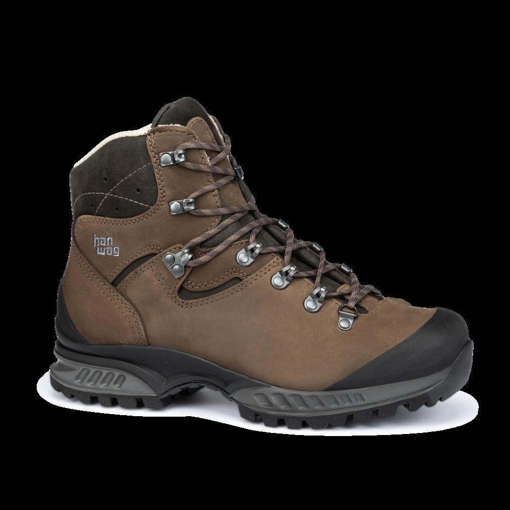 PCT hike_Hanwag Tatra_Leather Hiking Boot
