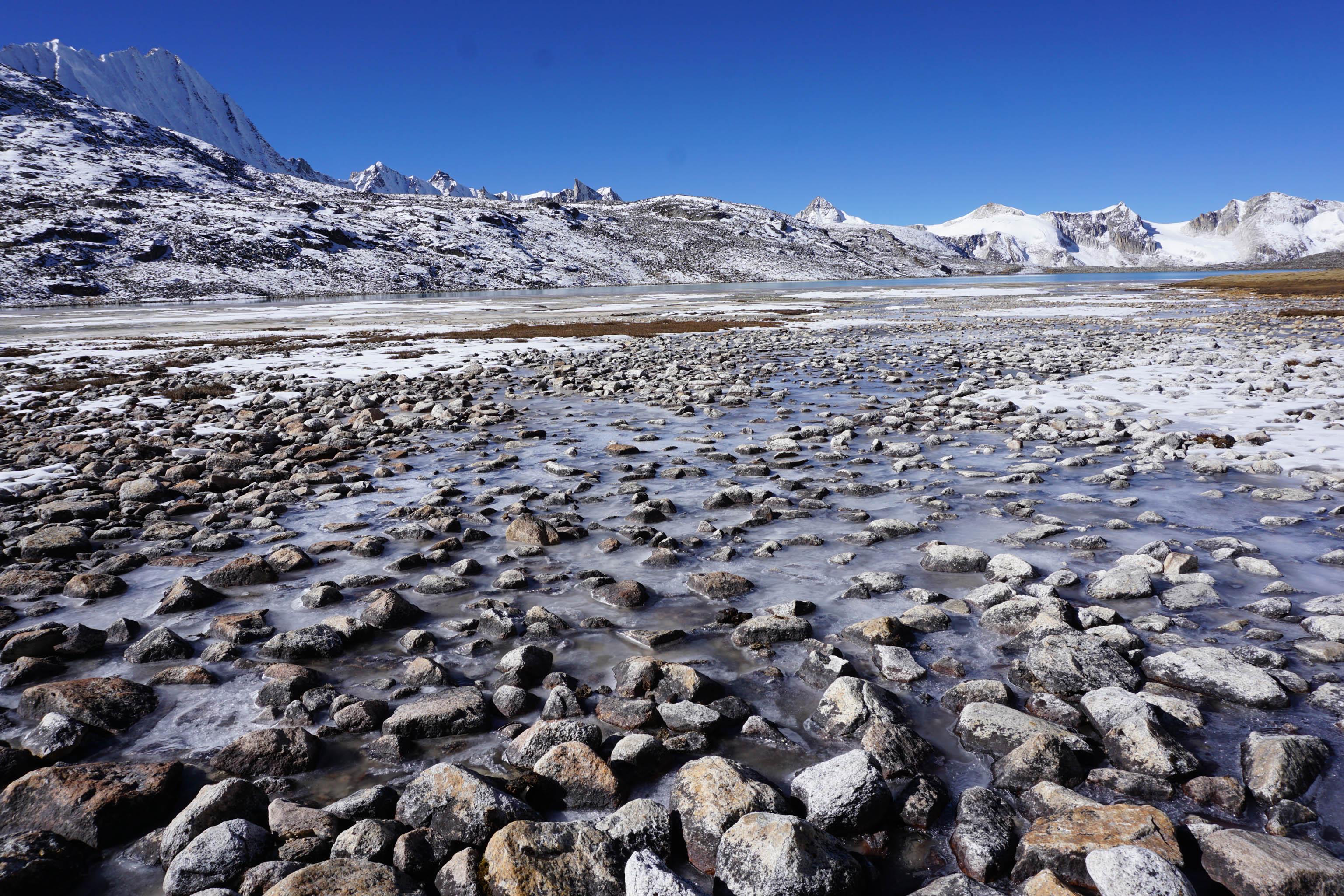 Himalaja Wandern Bhutan Trekking Gophu La