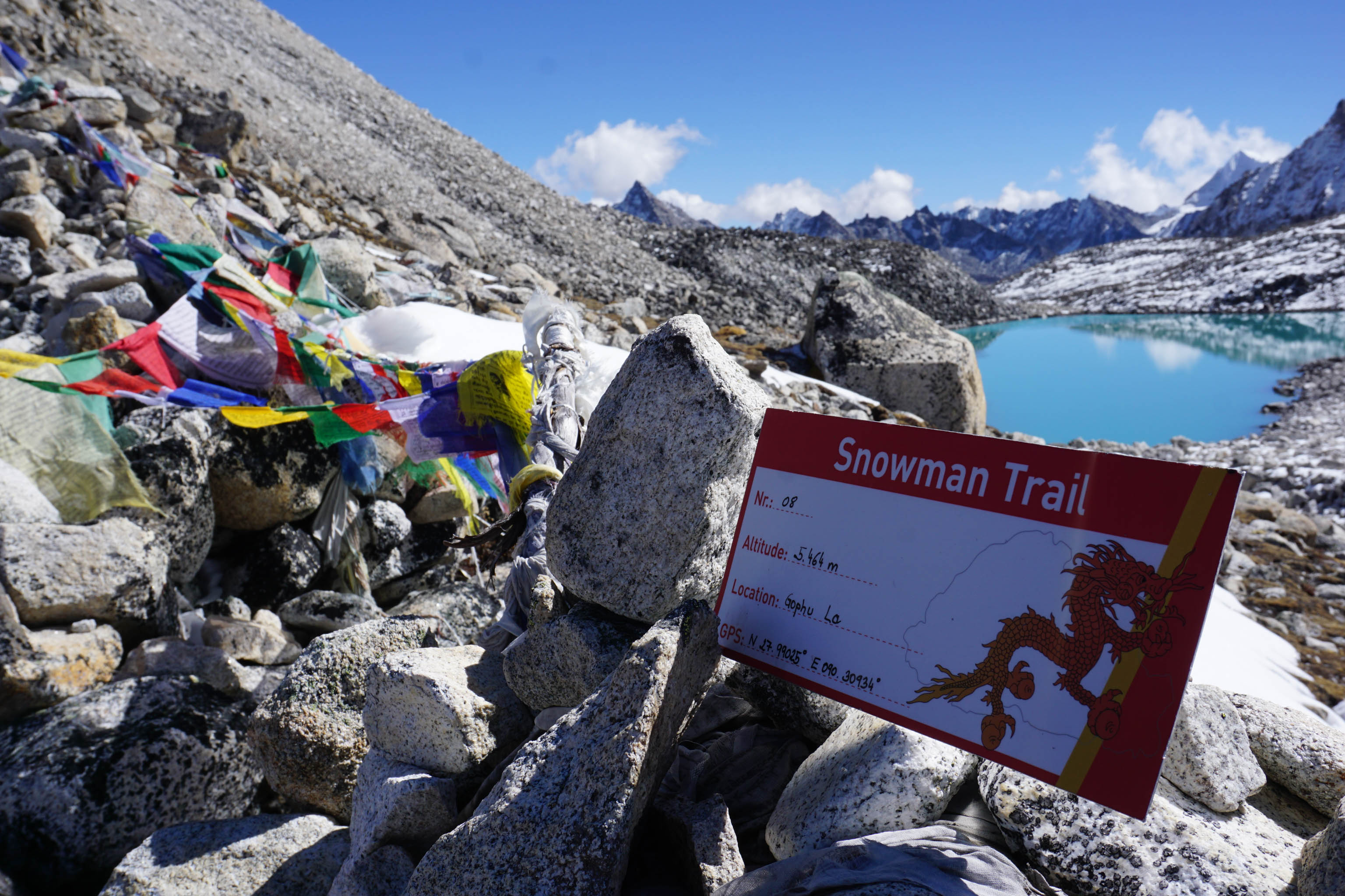 Snowman Trek Bhutan Erfahrungen