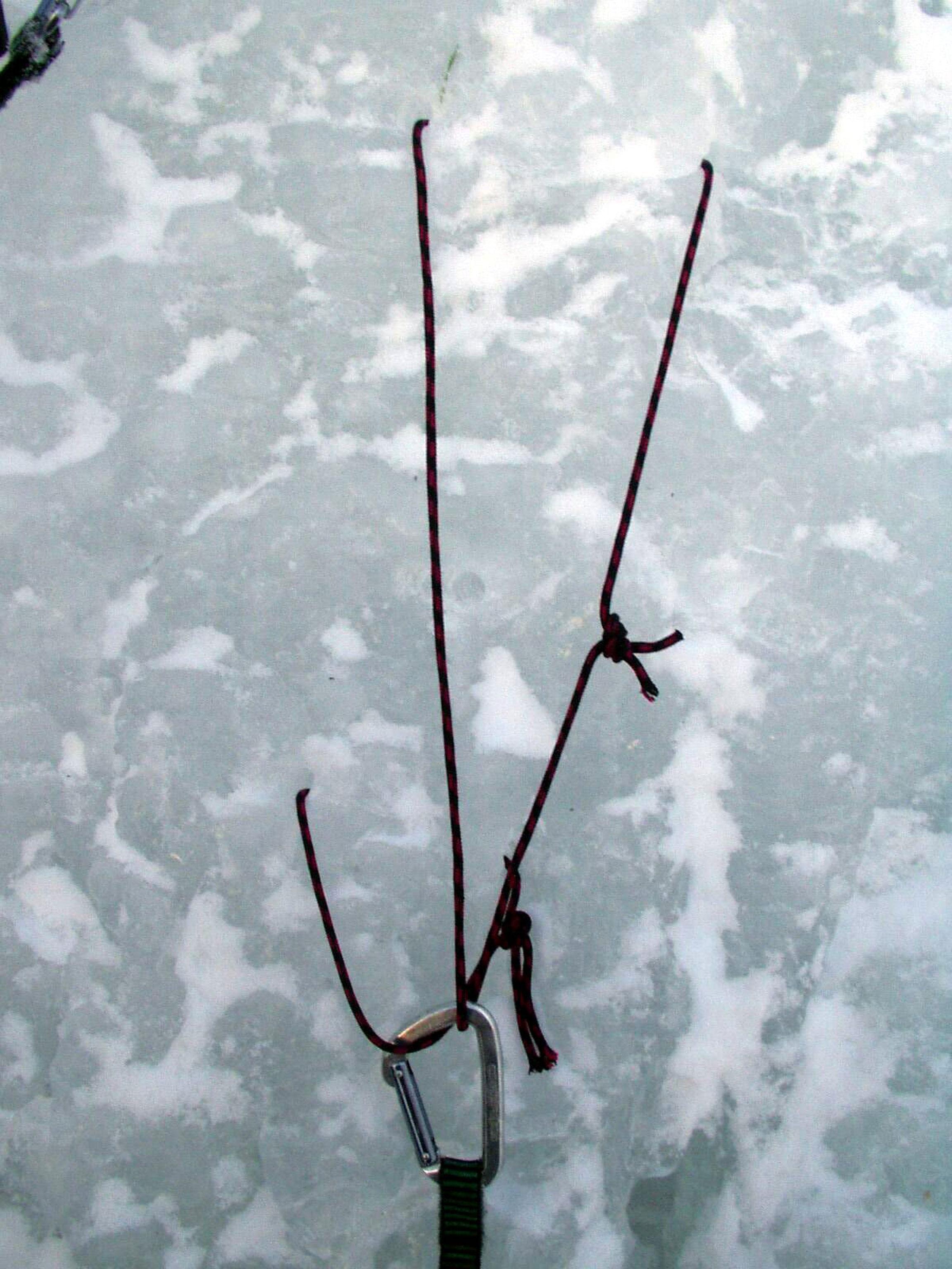 Abalakow Eissanduhr Sicherungstechnik