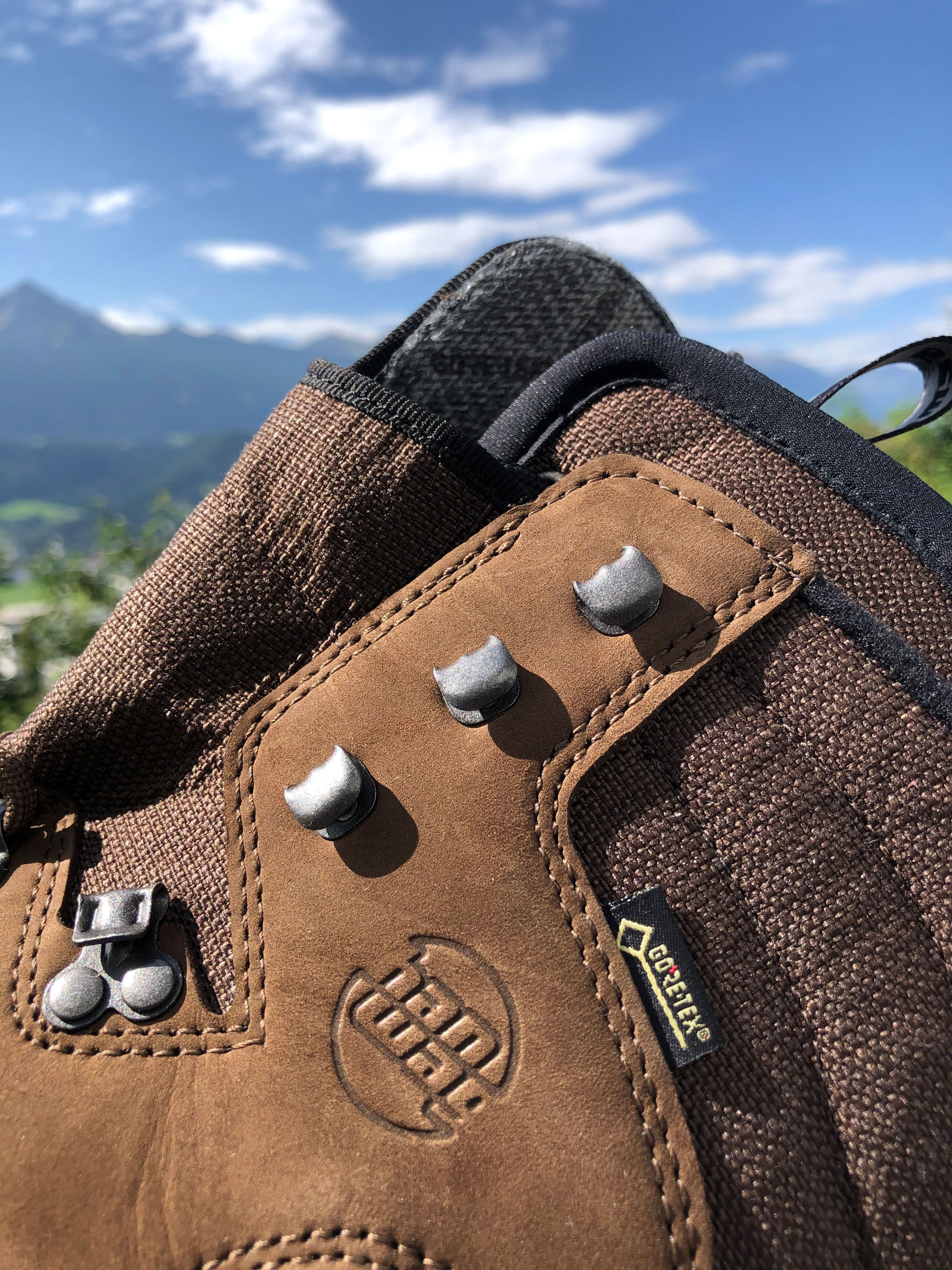 Gore-Tex Bergschuhe