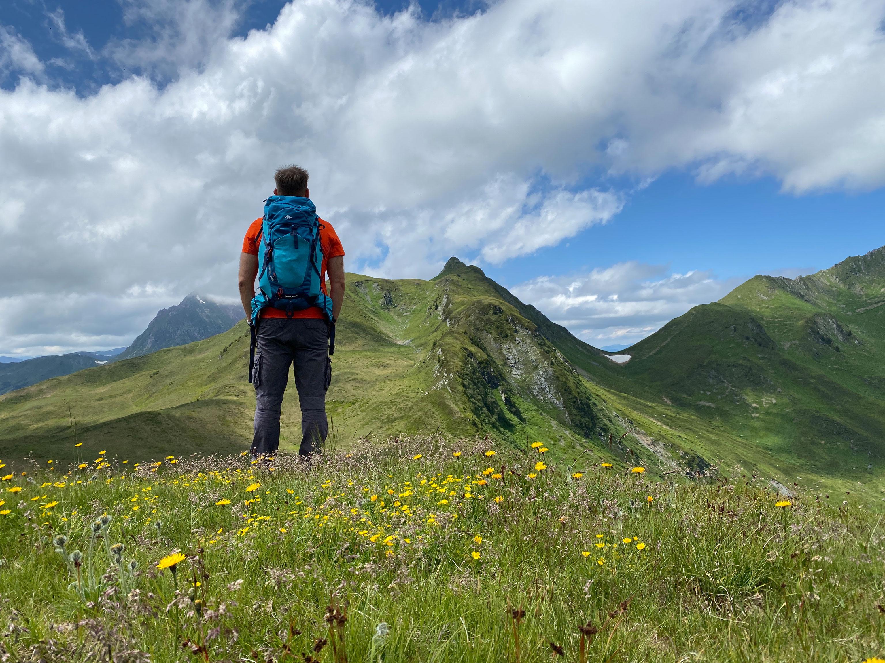 Weitwanderer Alpen